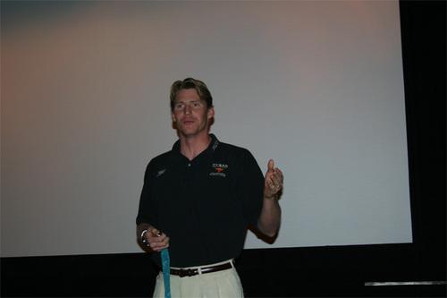 "Josh Emcees ""Pride"" Screening - Austin, TX"